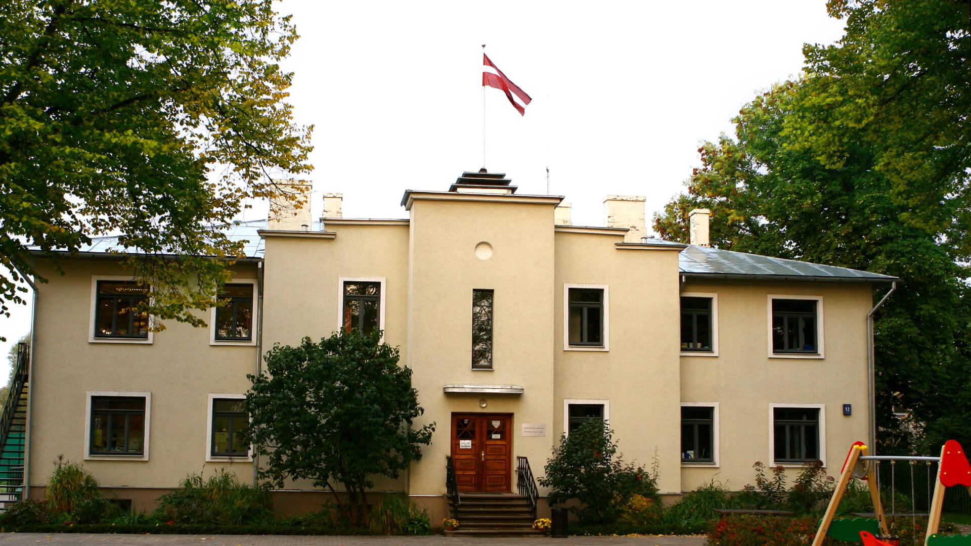 ISR school house